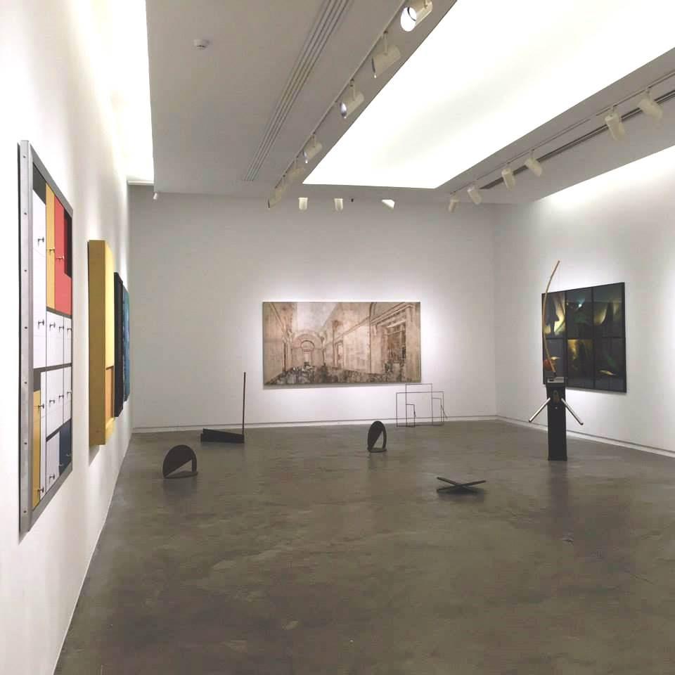 Exhibition Archives Abstraction In Action # Muebles Cecilia Santander
